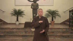 Thay Phap An beim Qigong